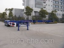 CIMC Tonghua THT9404TJZA container transport trailer