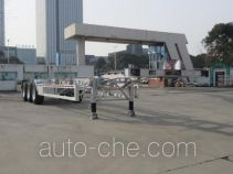 CIMC Tonghua THT9404TJZB container transport trailer