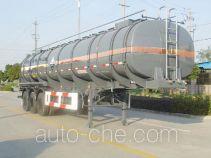 CIMC Tonghua THT9406GHY chemical liquid tank trailer