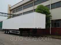 CIMC Tonghua THT9406XXY box body van trailer