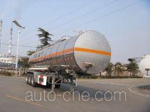 CIMC Tonghua THT9407GHY chemical liquid tank trailer