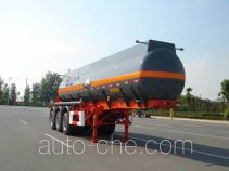CIMC Tonghua THT9408GHY chemical liquid tank trailer
