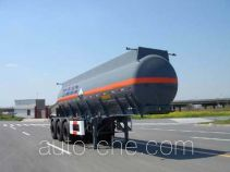 CIMC Tonghua THT9408GHYB chemical liquid tank trailer