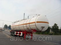CIMC Tonghua THT9409GRYE flammable liquid tank trailer