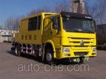 Liyi THY5152TLJH road testing vehicle