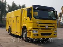 Liyi THY5161TLJH road testing vehicle