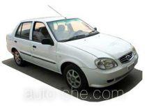 FAW Xiali TJ7101BULM dual-fuel car