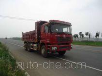 Jidong Julong TJD3250H56SX37 dump truck