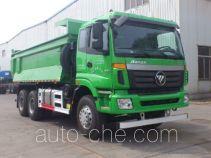 Jidong Julong TJD3251H56BJ38 dump truck