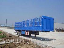 Jidong Julong TJD9400CCY stake trailer