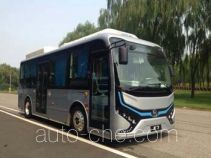 金马牌TJK6810BEV型纯电动城市客车