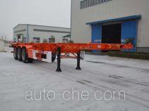 Tianjun Dejin TJV9400TJZE container transport trailer