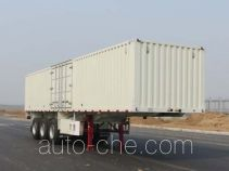 Tianjun Dejin TJV9400XXYD box body van trailer