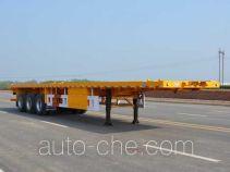 Tianjun Dejin TJV9401TPBE flatbed trailer