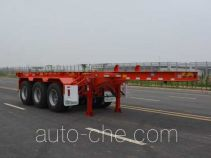 Tianjun Dejin TJV9402TJZE container transport trailer