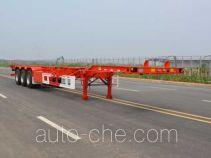 Tianjun Dejin TJV9403TJZE container transport trailer