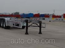 Tianjun Dejin TJV9403TJZG container transport trailer