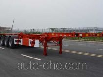 Tianjun Dejin TJV9405TJZE container transport trailer