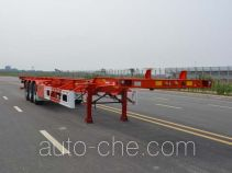 Tianjun Dejin TJV9408TJZE container transport trailer