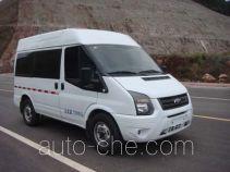 大公牌TLH5030XJQ型警犬运输车
