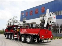 Tianming TM5480TZJ drilling rig vehicle