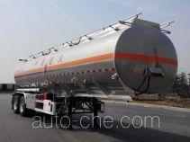 Tianming TM9340GYY aluminium oil tank trailer