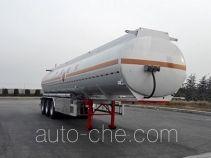 Tianming TM9400GYY aluminium oil tank trailer