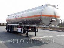 Tianming TM9402GYYA aluminium oil tank trailer