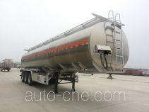 Tianming TM9404GYYFG2 aluminium oil tank trailer