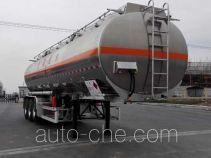 Tianming TM9407GYYTA2 aluminium oil tank trailer