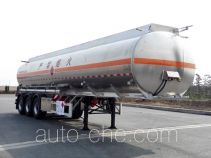 Tianming TM9407GYYTC1 aluminium oil tank trailer