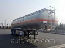 Tianming TM9407GYYTG2 aluminium oil tank trailer