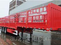 志飞牌TMA9400CCY型仓栅式运输半挂车