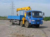 Tieyun TQC5173JSQ truck mounted loader crane