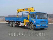 Tieyun TQC5252JSQ truck mounted loader crane