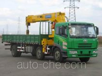 Tieyun TQC5253JSQ truck mounted loader crane