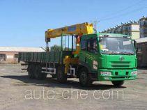 Tieyun TQC5311JSQJ truck mounted loader crane