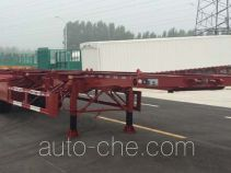 Tuqiang TQP9350TJZ container transport trailer