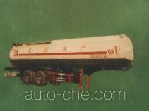 天山牌TSQ9350GYY型运油半挂车