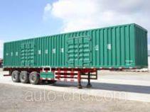 Bapima TSS9400X box body van trailer