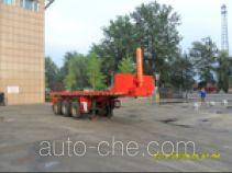Bapima TSS9400ZZXP flatbed dump trailer