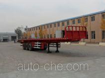 Bapima flatbed dump trailer