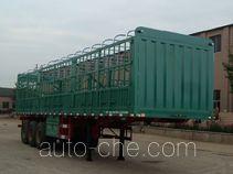 八匹马牌TSS9403CCY型仓栅式运输半挂车
