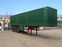 Bapima TSS9407X box body van trailer