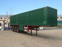 Bapima box body van trailer