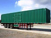 Bapima TSS9409X box body van trailer
