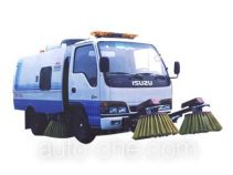 Huahuan TSW5042TSL street sweeper truck