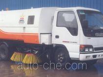 华环牌TSW5050TSL型扫路车