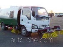 Huahuan TSW5064TSL street sweeper truck