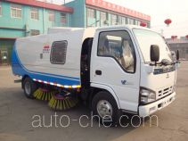 Huahuan TSW5065TSL street sweeper truck